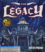 Jaquette The Legacy : Realm of Terror