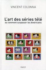 Couverture L'Art des séries télé