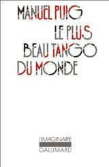 Couverture Le plus beau tango du monde