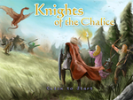 Jaquette Knights of the Chalice