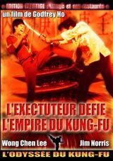 Affiche L'Exécuteur défie l'Empire du kung fu