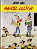 Couverture Marcel Dalton - Lucky Luke, tome 67