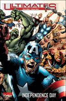 Couverture Independence Day - Ultimates (Marvel Deluxe), tome 3