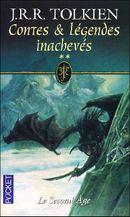 Couverture Contes et légendes inachevés, tome 2