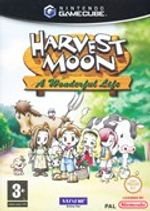 Jaquette Harvest Moon : A Wonderful Life