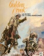 Couverture Golden Creek- Jerry Spring, tome 1