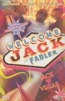 Couverture Jack Vegas - Jack of Fables, tome 2