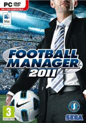 Jaquette Football Manager 2011