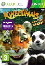 Jaquette Kinectimals with Bears !