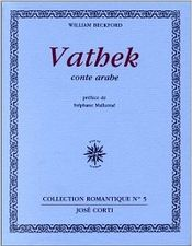 Couverture Vathek
