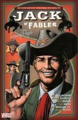 Couverture De page en page - Jack of Fables, tome 5
