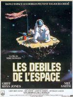 Affiche Les Débiles de l'espace