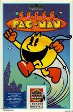 Jaquette Super Pac-Man