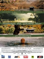 Affiche Printemps, été, automne, hiver... et printemps