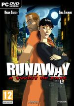 Jaquette Runaway : A Twist of Fate