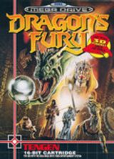 Jaquette Dragon's Fury