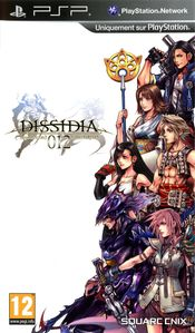 Jaquette Dissidia 012 : Final Fantasy