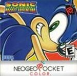 Jaquette Sonic The Hedgehog : Pocket Adventure