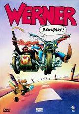 Affiche Werner – Beinhart!