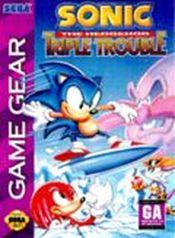 Jaquette Sonic the Hedgehog: Triple Trouble