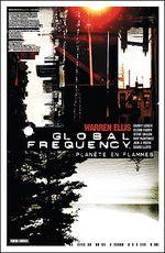 Couverture Planète en flammes - Global Frequency, tome 1