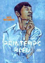 Couverture Printemps Bleu