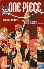 Couverture One Piece Red