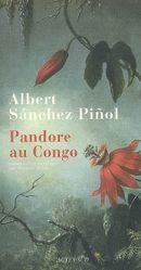 Couverture Pandore au Congo
