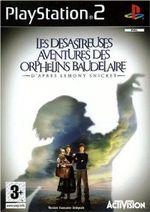 Jaquette Les Désastreuses Aventures des orphelins Baudelaire