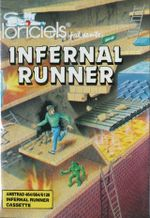 Jaquette Infernal Runner
