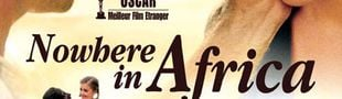 Affiche Nowhere in Africa