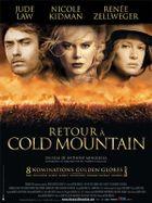 Affiche Retour à Cold Mountain