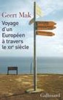 Couverture Voyage d'un européen à travers le XXème siècle