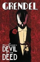 Couverture Grendel : Devil by the Deed