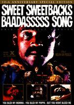 Affiche Sweet Sweetback's Baadasssss Song