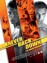 Affiche Never Back Down