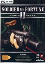 Jaquette Soldier of Fortune II : Double Helix
