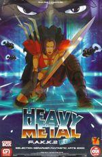 Affiche Heavy Metal F.A.K.K. 2 : Le Film
