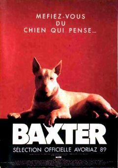 Affiche Baxter