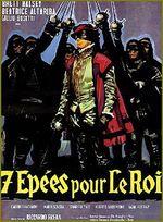 Affiche 7 épées pour le roi