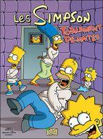 Couverture Totalement déjantés - Les Simpson, tome 4