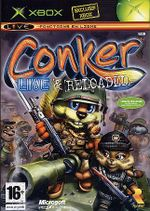 Jaquette Conker : Live & Reloaded