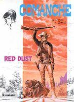 Couverture Red Dust - Comanche, tome 1