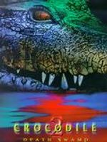 Affiche Crocodile 2 : Death Swamp