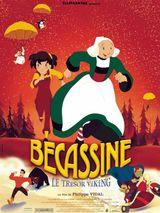 Affiche Bécassine : Le Trésor viking