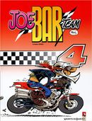 Couverture Joe Bar Team, tome 4