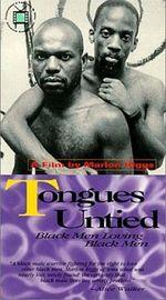 Affiche Tongues Untied, Black Men Loving Black Men