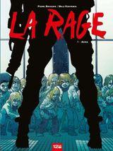 Couverture Amina - La Rage, tome 1