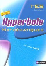 Couverture Hyperbole 1e es obligatoire 05