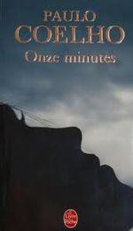 Couverture Onze minutes